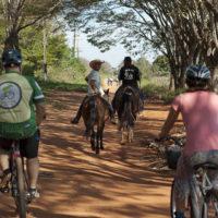 Bataypořané vyrazili na výlet po turistických značkách