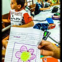 Dopis brazilských školáků Jakubu Hříbkovi